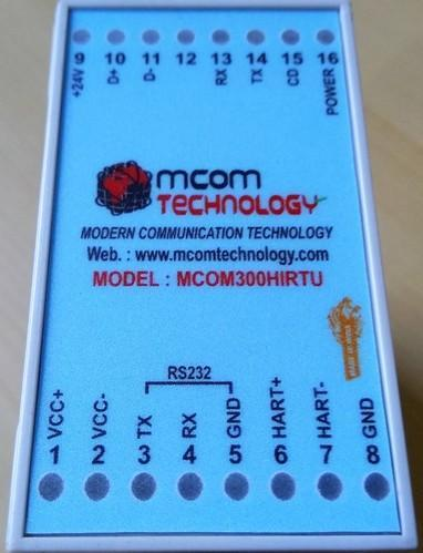 MCOM GSM GPRS IoT HART M2M Modem, Modern Communication Technology