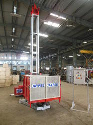 Jaypee 1.5 Ton Multi-function Tower Hoist