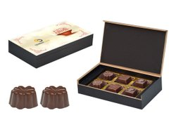 Diwali Gifts For Employees with Price - 6pcs Chocolate's Box All Non-Printed