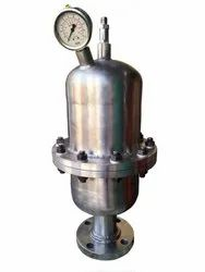 Precharge Pulsation Dampener Or Accumulators