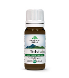 Tulsi Cosmetic Herb Oil