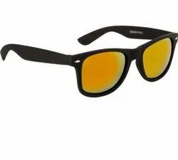 Golden Regular Mens Designer Sunglasses