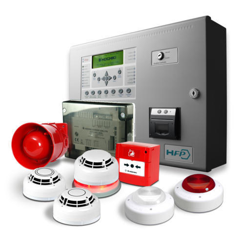 Industrial Fire Alarm Systems At Rs 20000   Unit