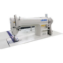 Juki White Lockstitch Machine