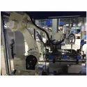 Robotic Ultrasonic Welding Cell