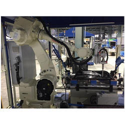 Robotic Ultrasonic Welding Cell