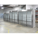 Stainless Steel Fume Hood