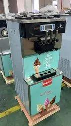 PM-818 2 Twist Softy Ice Cream Machine