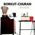Borkut Stick Making Machine-churan