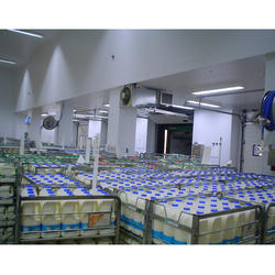 Commercial Cold Storage