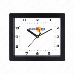 Black Analog Wall Clock, Model Name/Number: Gs-79, Size: 7x6