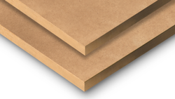 Fibre Board, For Interior and Exterior