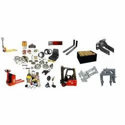 Forklift Spares Part Rental