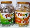 Gummy Candy Brown Tont Jelly, Packaging Type: Plastic Jar
