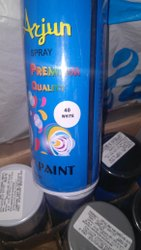 White Arjun Spray Paint, Packaging Type: Can
