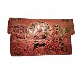 Printed Ladies Wallets