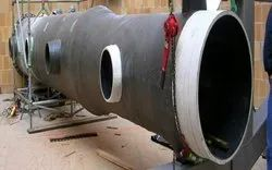 Fiberglass Pipe For Flue Gas
