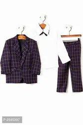Blue Jackets & Blazers Mans Dress, Size: Small, Waist Size: 20.22.24.26.28.30.32.34.36