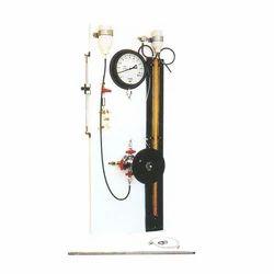 Pore Pressure Apparatus 10 Kq/cm sq