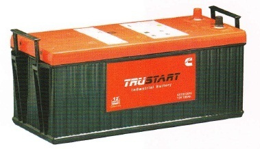 Cummins Trustart 180 Ah and Pulse Lite Genset Battery