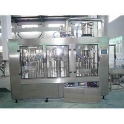 Bottle Filling Plant