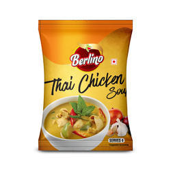 Berlino Thai Chicken Soup Packing Pouch