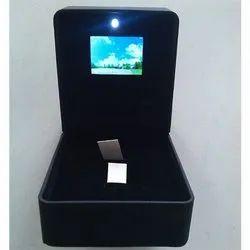 LCD Diamond Jewellery Box