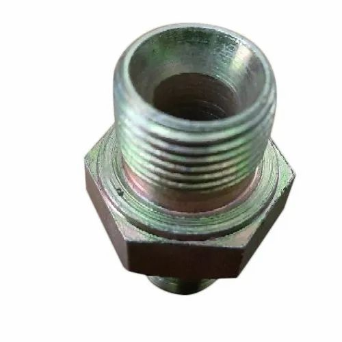 Mild Steel Hydraulic Adapter, Size: 2 Inch, For Hydraulic Pipes