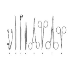 Enucleation Ophthalmic Surgical Instruments Set
