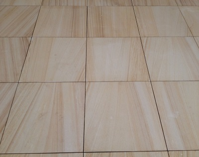 Teak Wood Sandstone Paving For Pavement Stonemart Id 15161456555
