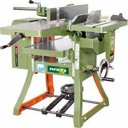3 Hp Green Thickness Cum Surface Planner Machine, Machine Capacity: 13' X 7', Size: 13