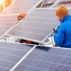 Grid Tie Rooftop, Ground Mounted Systems Solar Panel Installation Services