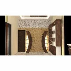 Classic Office Interior Designing Service, Work Provided: Wood Work & Furniture