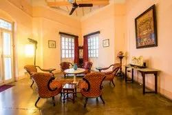 Hotel Guest House Interior Photography in Kolkata