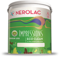 Impressionseco Clean Nerolac Emulsion Paints