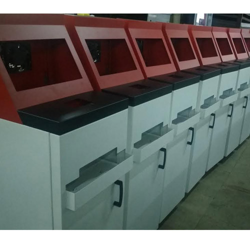 Balaji Craft Metal Sheet Kiosk
