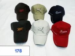 Fashion Styles Embroidery Caps And Hats, Code 178