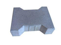 Grass Concrete Paver