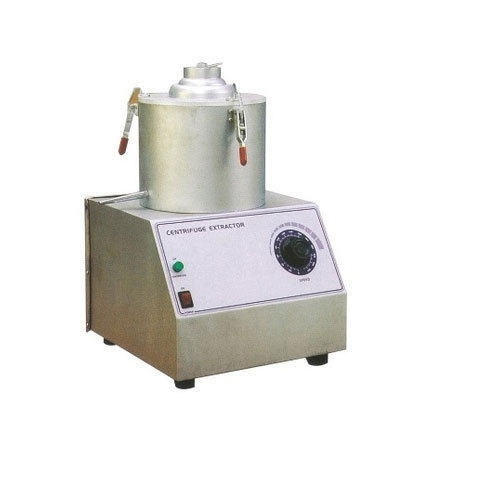 Labtest Centrifuge Extractor (Motorised), Capacity: 1500 / 3000 GRAMS