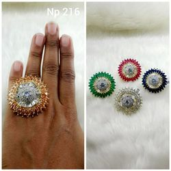 AD Finger Rings