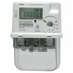 Automatic Secure 5-30A 1Phase Net Meter, 230-240V