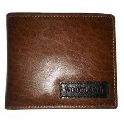 Woodland W 524008 Brown Men's Leather Wallet