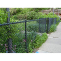 Swpl Galvanized Iron (gi), Pvc Coated Garden Chain Link Fence