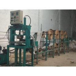 High Speed Fully Automatic Wrinkle Paper Plate Making Machine