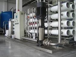 25000 LPH Industrial RO Water Treatment Plant