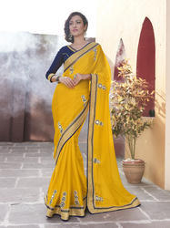 Casual Look Saree