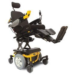 Quantum Q6 Level Wheelchair