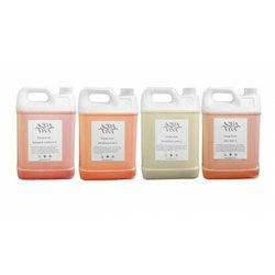 Paivi White Liquids For Hotels 5 Litre Pack, Packaging Type: Can