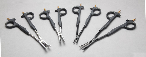 Electro Surgery Diathermy Bipolar Forceps for Cautery