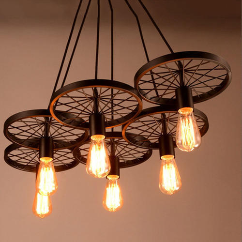 led contemporary decorative hanging light 15 25 w rs 800 piece